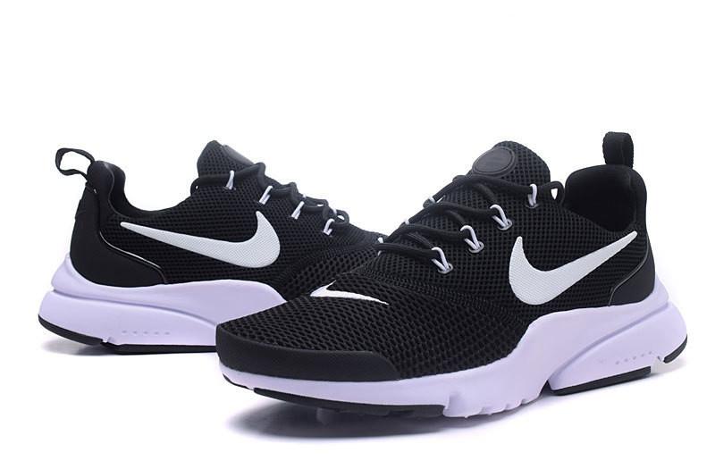 nike air presto noir et blanche homme fly,Nike Air Presto Fly ...
